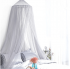Cotton Mosquito Net and Bed Cover Curtain For Kids