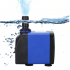 Low Noise Submersible Water Fountain Pump Filter For Fish Pond Aquarium Tank